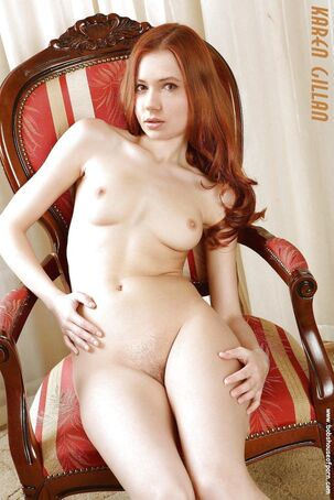 Karen gillan nudes